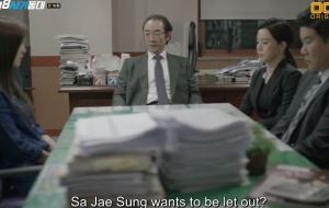 38 task force, ep 10, Sooyoung as Sun Hee